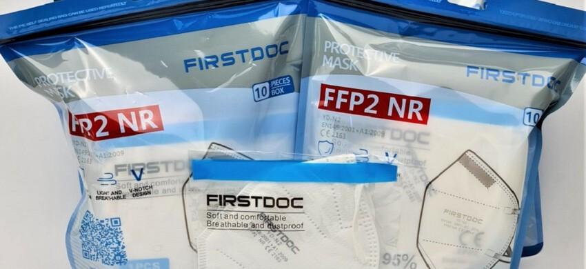 FFP2-Masken-Tapex