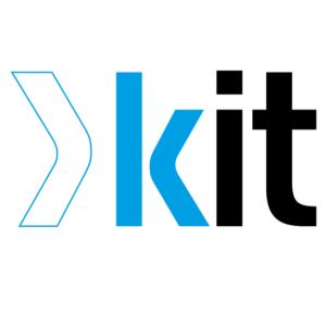 Logo von KIT Fachgroßhändler für industriellen Siebdruck, Tampondruck, Textildruck, Digitaldruck und Werbetechnik