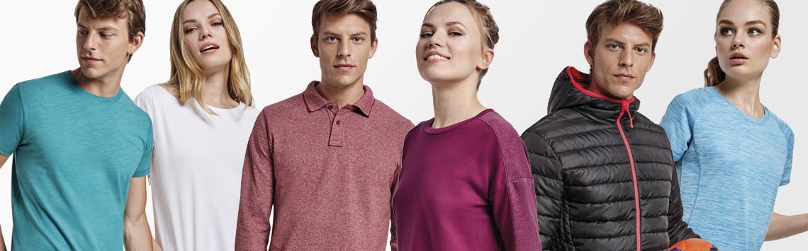 Textilkollektion von Roly