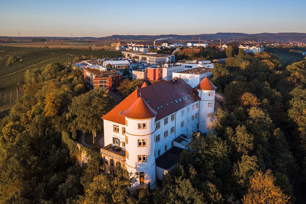 Schloss Hohenstein Außenansicht
