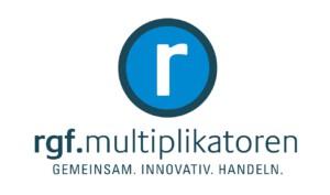 Logo RGF Multiplikatoren