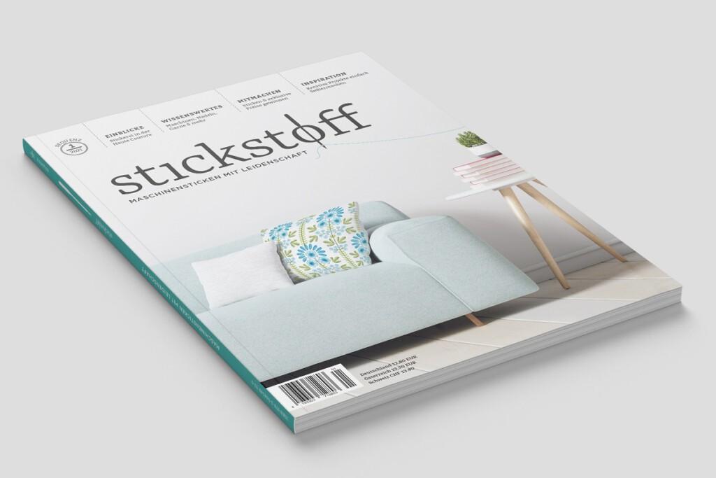 Titelseite der Fachzeitschrift stickstoff