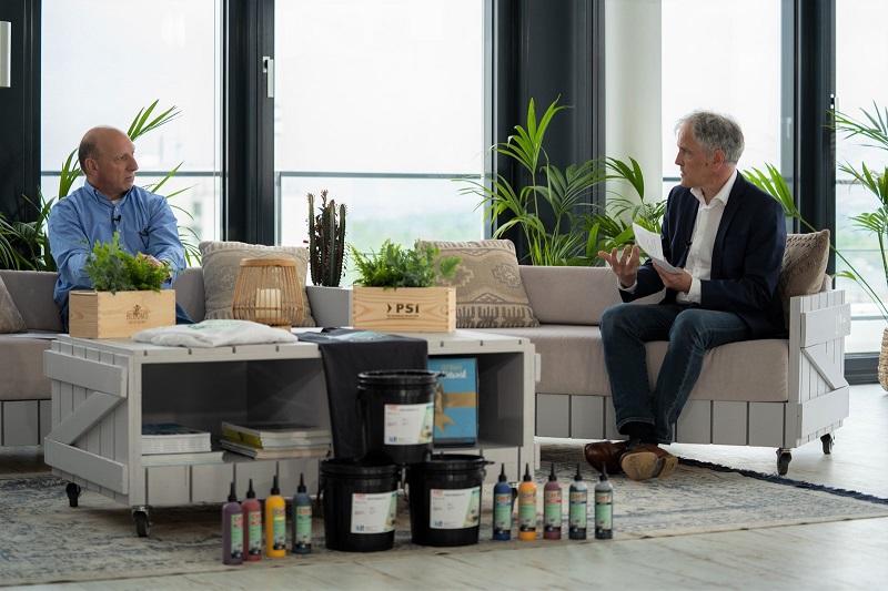 Stefan Roller-Aßfalg im Gespräch mit Erich Wissing