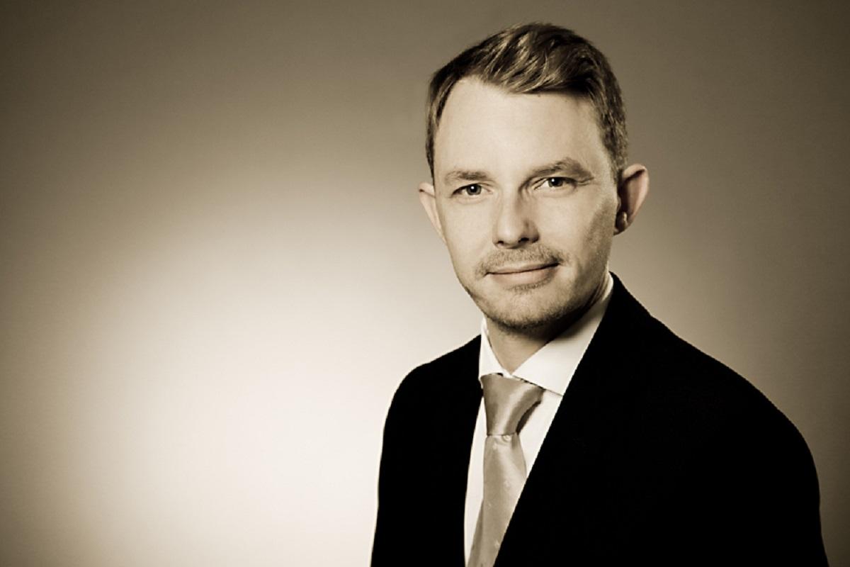 Portrait von Jörn Kromer