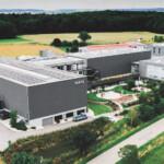 Logistikzentrum von Hakro in Schrozberg