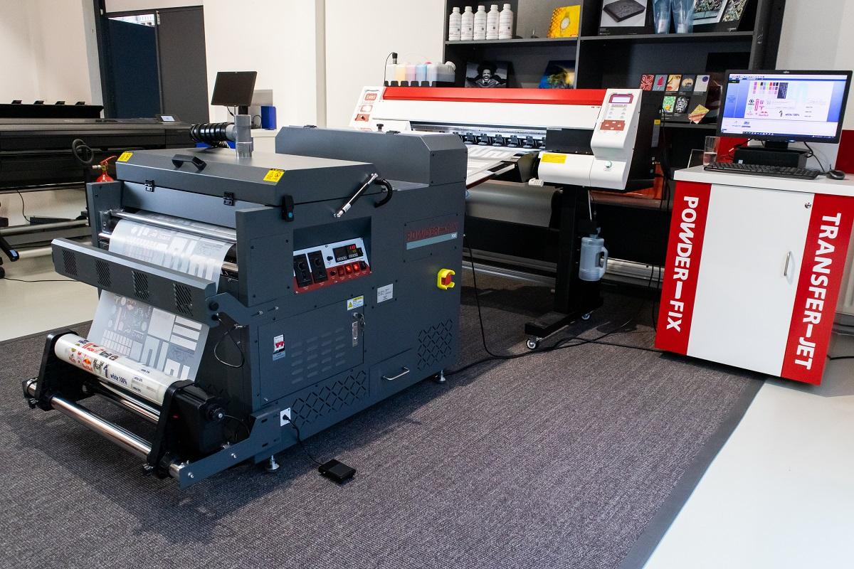 Textildruckmaschine